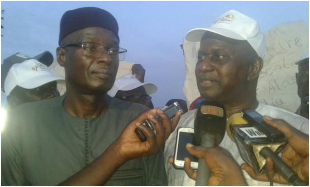 Podor : Moussa Sow réaffirme sa loyauté à Abdoulaye Daouda Diallo et exhorte à faire inscrire les abstentionnistes pour la présidentielle