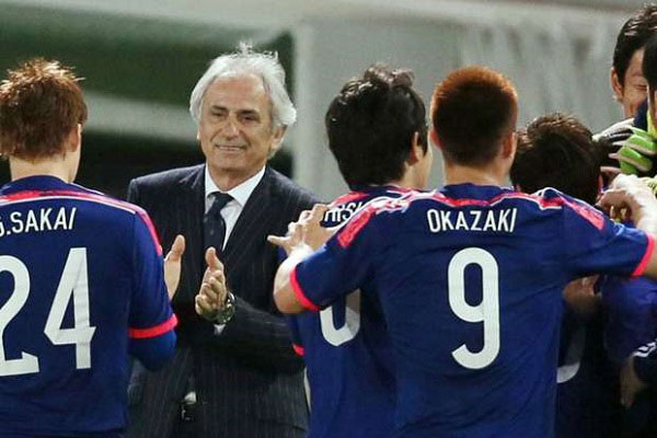 A deux mois de la Coupe du Monde le Japon  change d'entraîneur: Akira Nishino remplace Vahid Halilhodžić