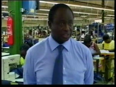 Industrie de la confection : Ibrahima Macodou Fall rassure les tailleurs, à propos de l'arrivée des Chinois