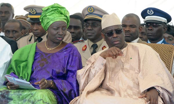 Equipe de pré-campagne de Macky Sall : Mimi Touré est de retour