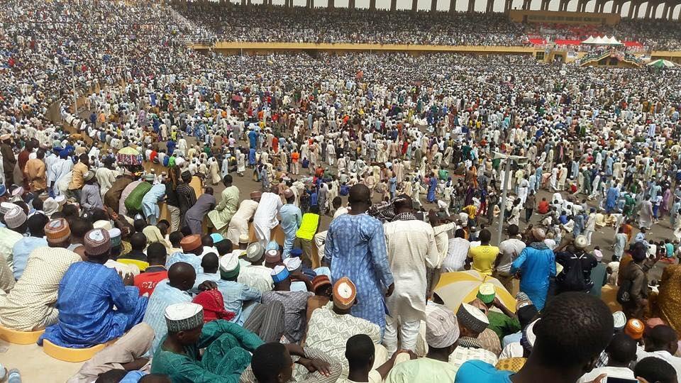Gamou Nigeria 2018 : L'État de Kaduna célèbre la naissance de Cheikh Al Islam El Hadj Ibrahima Niass (Baye)
