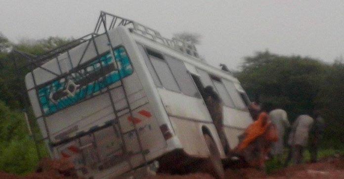 Tattaguine: Un accident fait 06 morts et plusieurs blessés