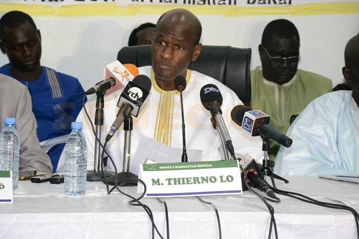 SE TAIRE SERAIT MANQUER DE LOYAUTÉ (Par leMinistre Thierno Lo)