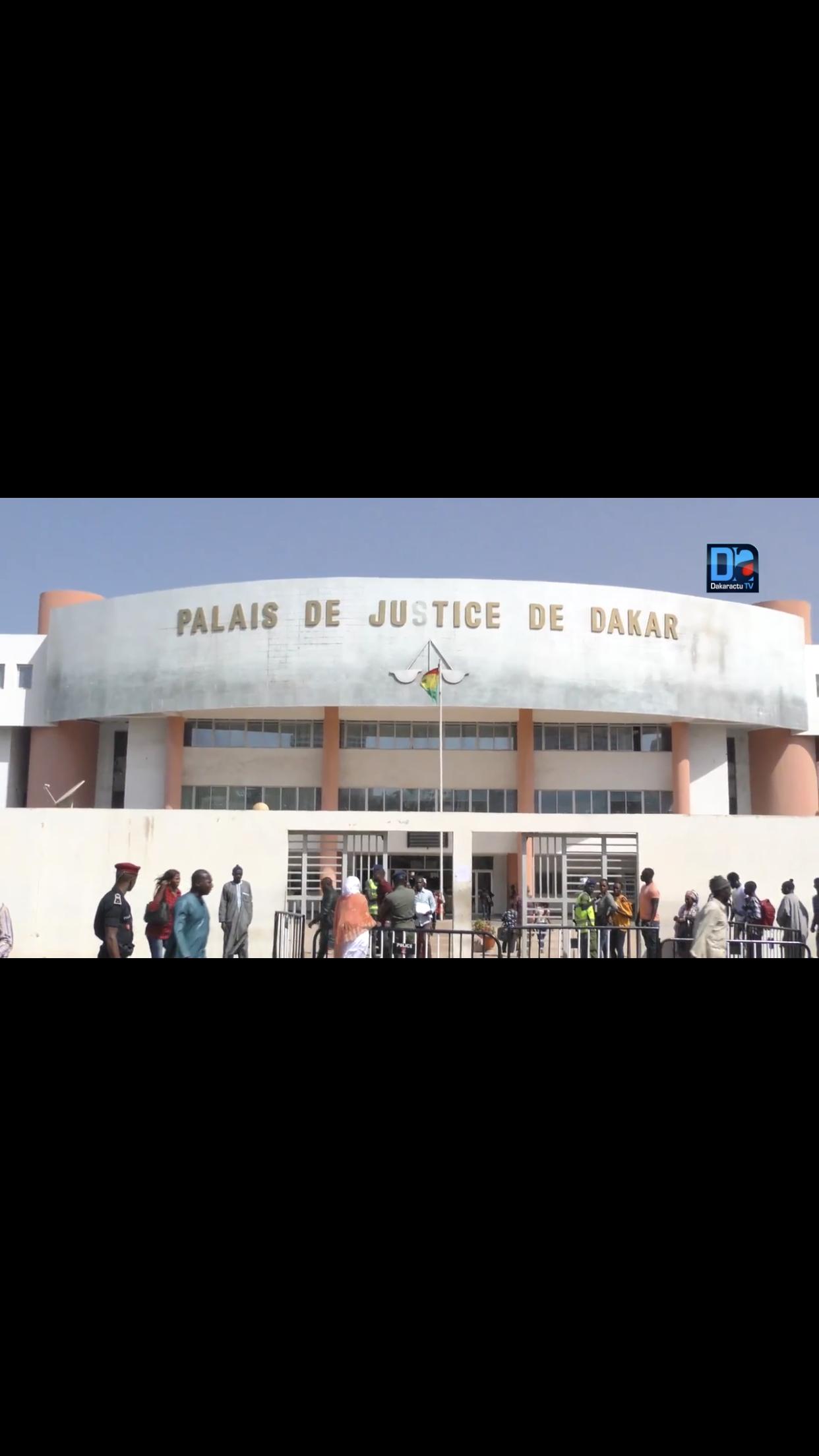 7ème jour du procès Imam Ndao et Cie : Boubacar Decoll Ndiaye accuse la police mauritanienne de l'avoir maltraité