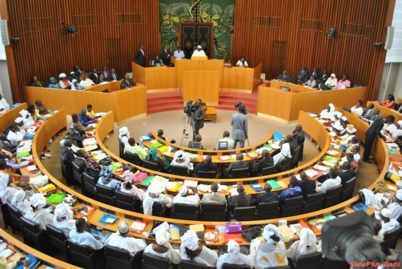 Assemblée nationale : Les députés de l'opposition marquent leur présence au vote du projet de loi