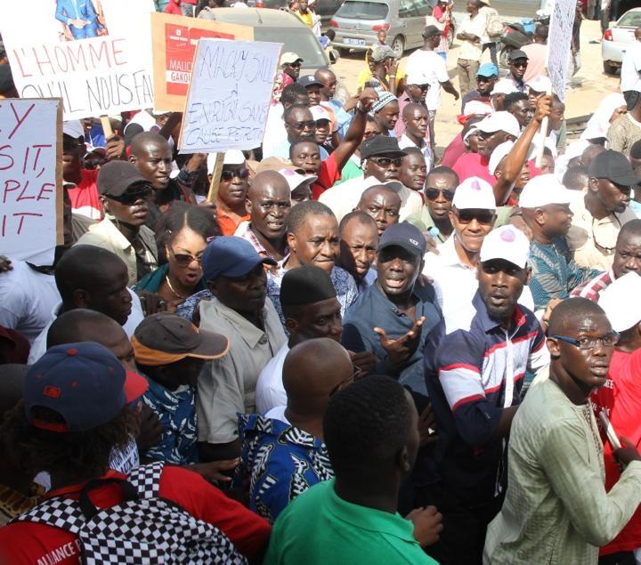 Assemblée nationale : Malick Gakou arrêté