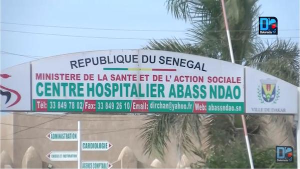 """Manifestation anti parrainage : """"Il n'y a pas eu de mort d'homme à l'hôpital Abass Ndao"""" (Directeur)"""