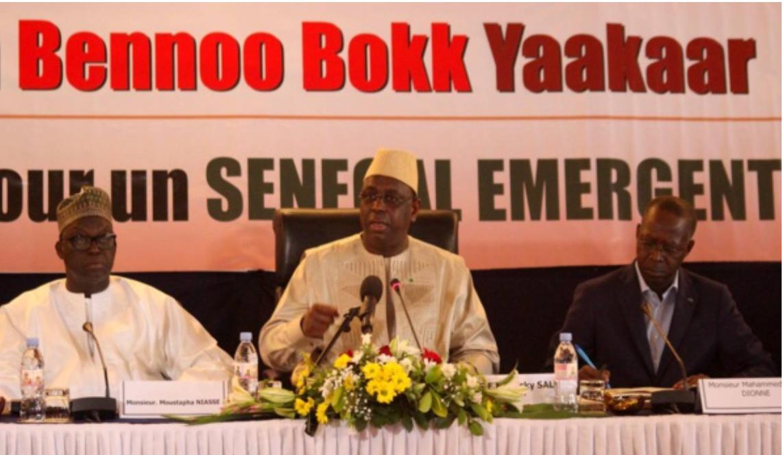 Adoption de la loi sur le parrainage : Benno Bokk Yakaar se félicite de « l'esprit consensuel du Président Moustapha Niasse »