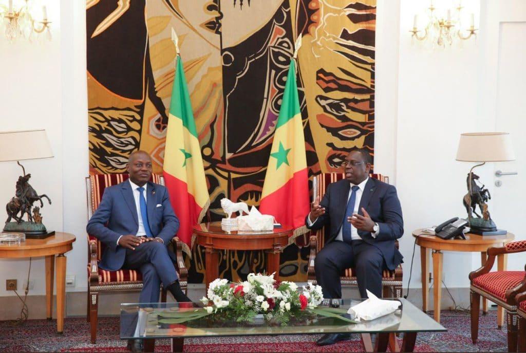 Coopération bilatérale : Echanges entre Macky Sall et José Màrio Vaz