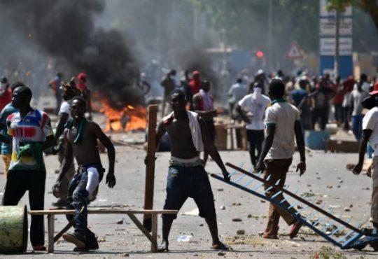 Matinée chaude à Gandiaye : Une vingtaine d'élèves ont été blessés, 2 potaches arrêtés puis libérés... 3 gendarmes blessés