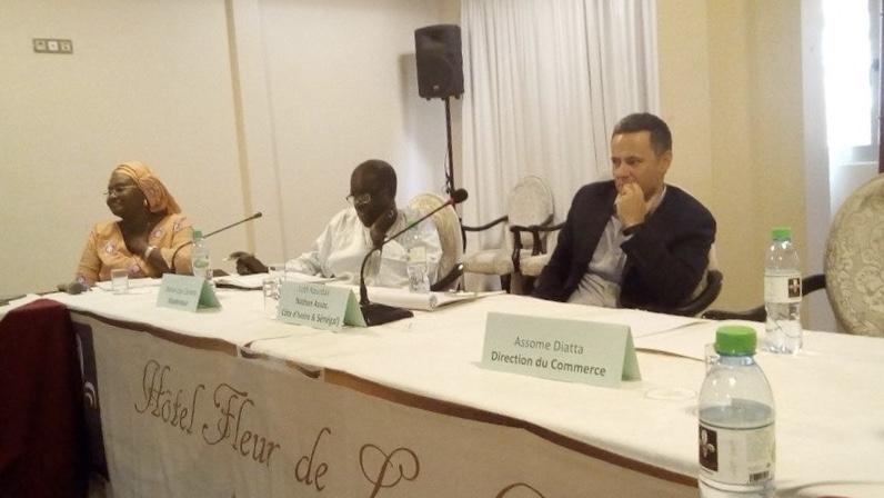L'Accord de Facilitation des Échanges (AFE) expliqué aux journalistes