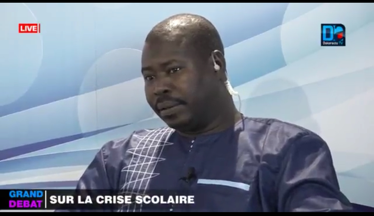 Cheikh Mbow Cosydep : « Nous déplorons la rupture de confiance entre le gouvernement et les syndicats d'enseignants »,