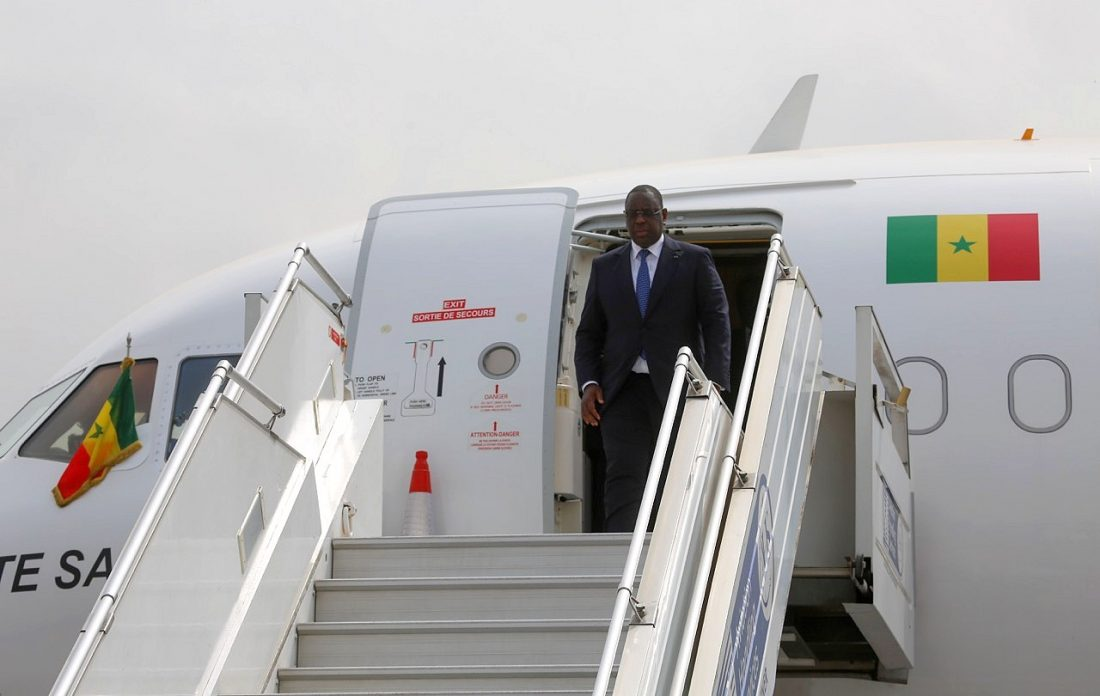 Sommet sur le Fonds bleu au Congo Brazzaville : Macky Sall a quitté Dakar ce samedi