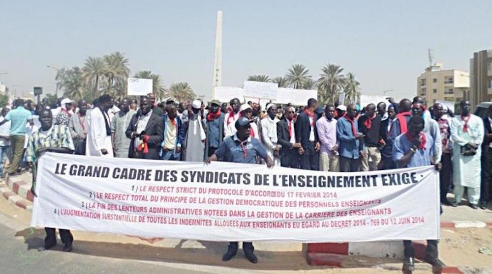 Le Sénégal sauvé d'une seconde année blanche : Fin de la grève des enseignants
