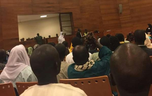 """Matar Diokhané : """"Avant l'installation de notre groupe d'auto-défense, nous avons consulté des sages""""de"""