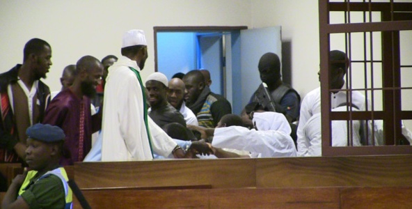 """Des questions du Procureur sur l'appartenance de l'Imam Ndao à la JIR """"fâchent"""" la défense"""