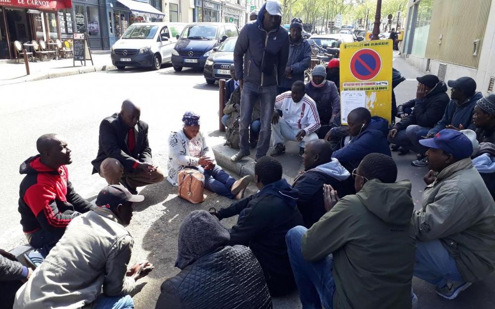 Mort accidentelle de Ismaëla Bocar Deh heurté par le fourgon de la police : Les Sénégalais de la France s'indignent