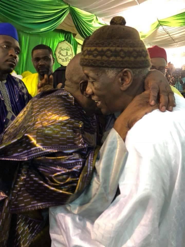Gamou de la Famille d'Ahmadou Mbaye Mawdo : Le rôle d'El hadj Mansour en tant que régulateur social salué
