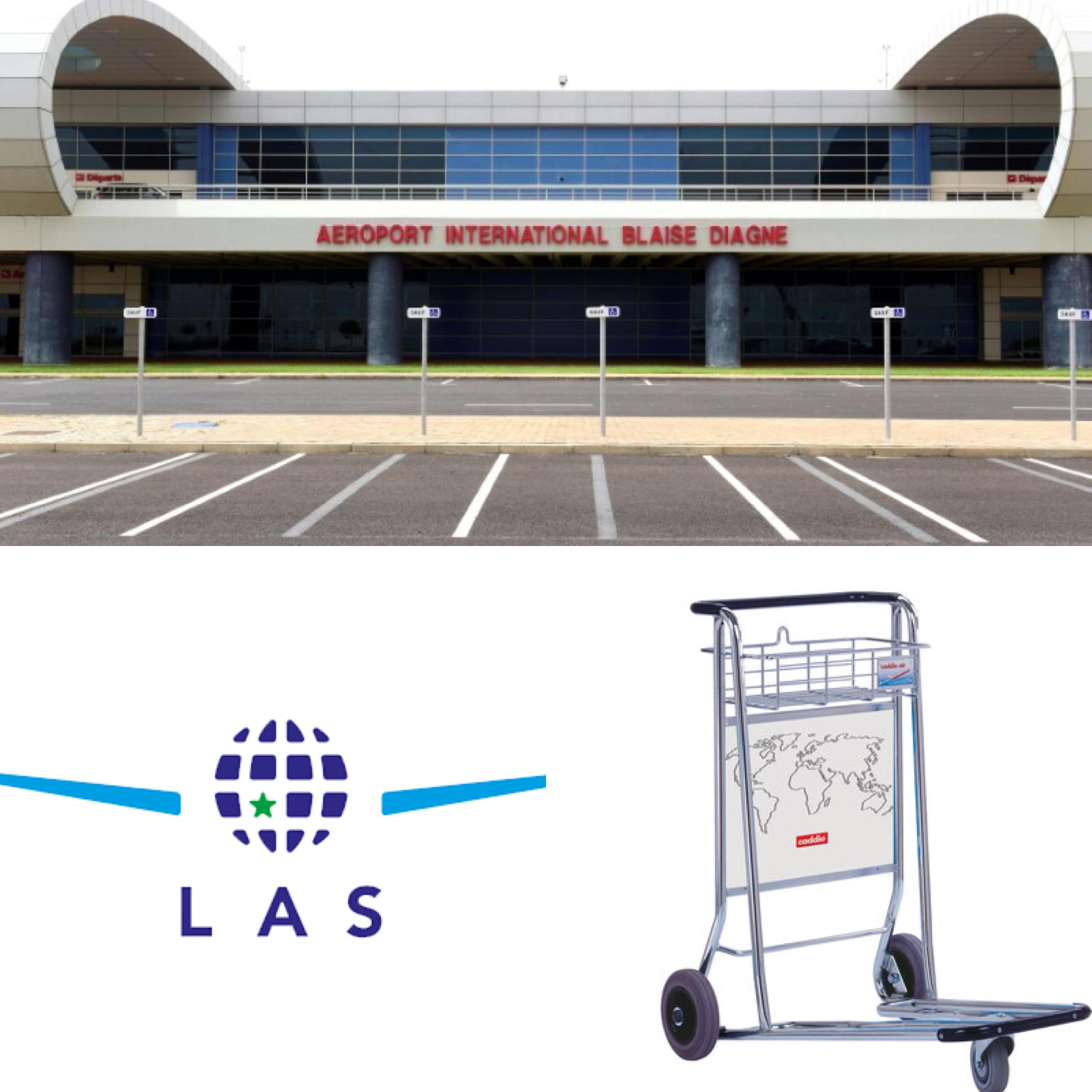 Aéroport de Diass : le conflit entre Las et la société adjudicataire risque de provoquer une pénurie de chariots