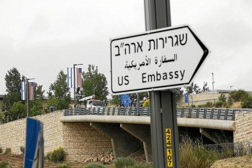 Jérusalem : la nouvelle ambassade américaine inaugurée le 14 mai prochain
