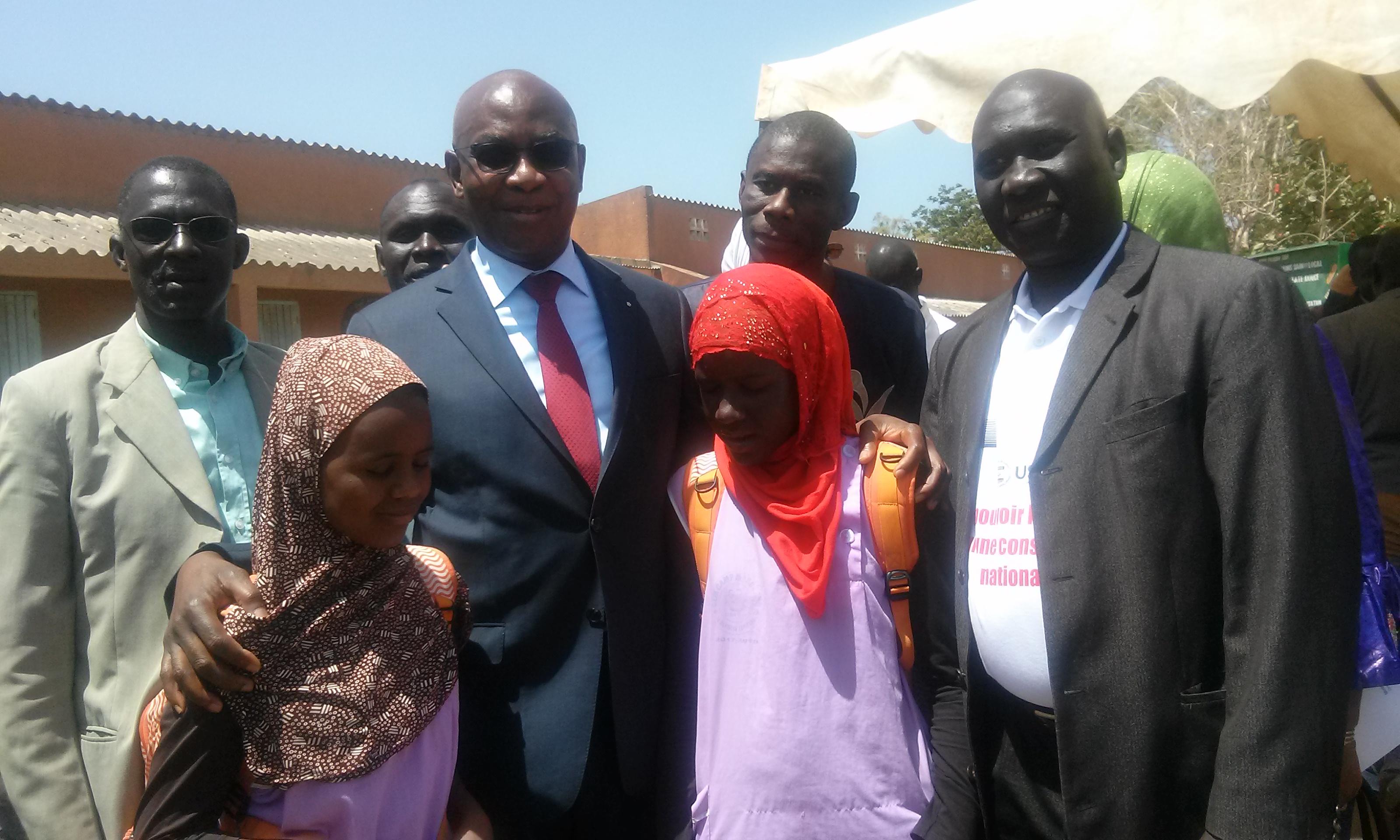 SNEB 2018 : « Tous les enfants du Sénégal, quel que soit leur situation, doivent pouvoir bénéficier d'une éducation… » (Serigne M. Thiam. Ministre)