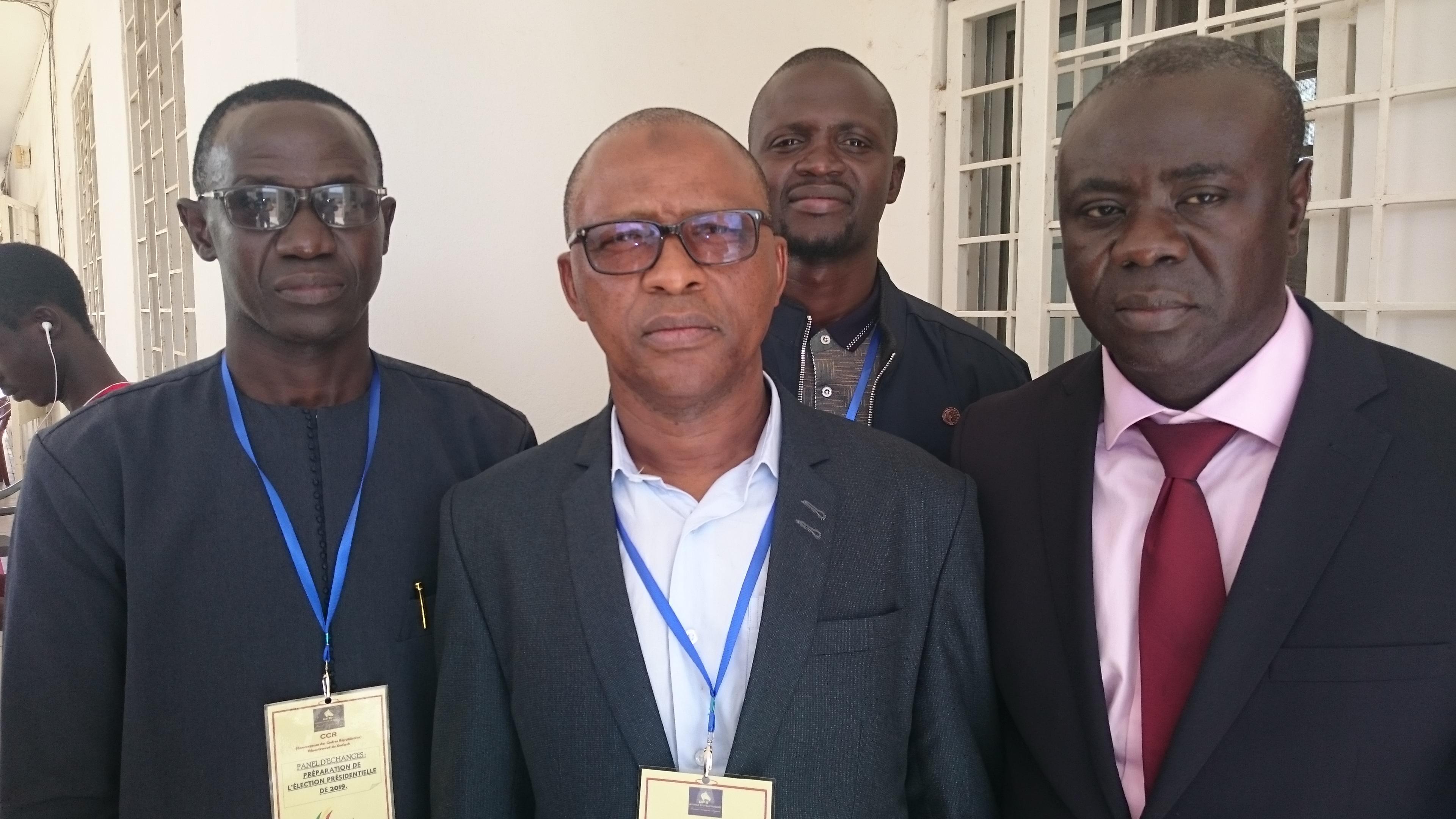 Kaolack- Dr Mamadou Saliou Diallo, coordinateur du CICCR : « Nous voulons atteindre un score de 65 % à Kaolack, à la présidentielle de 2019 »