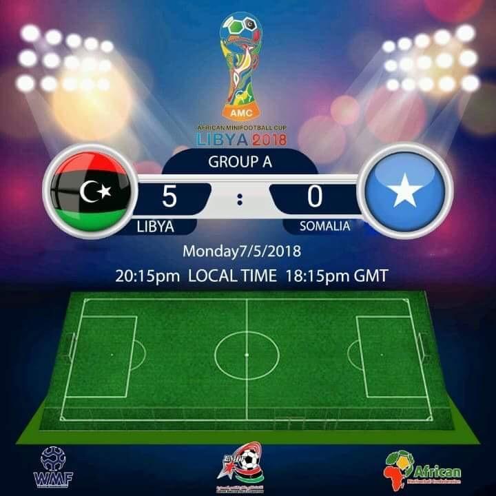 CAN mini-foot 2018 : Les résultats de la deuxième journée des phases de poule