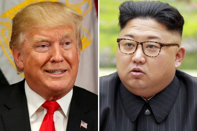 Donald Trump et Kim Jong-un se rencontreront le 12 juin à Singapour