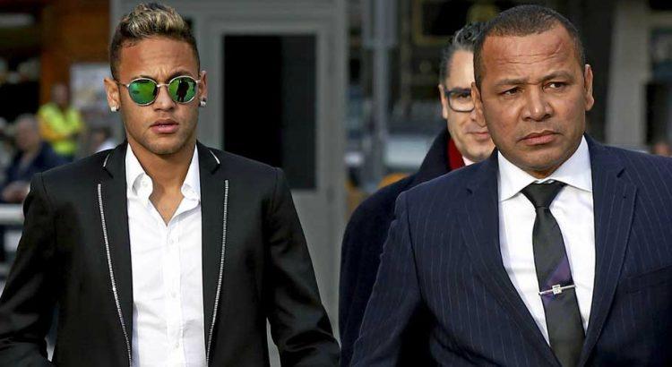 Le père de Neymar aurait rencontré les dirigeants du Real Madrid