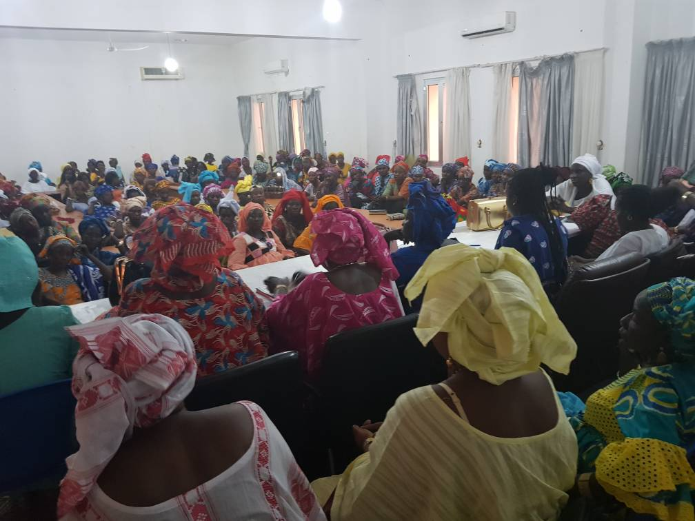 POLITIQUE - Les femmes du département de Kaolack invitent Macky à se rappeler des communes rurales pour éviter les frustrations