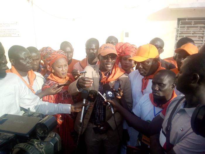 Grand-Yoff : Rewmi remobilise ses troupes en direction de la présidentielle de 2019