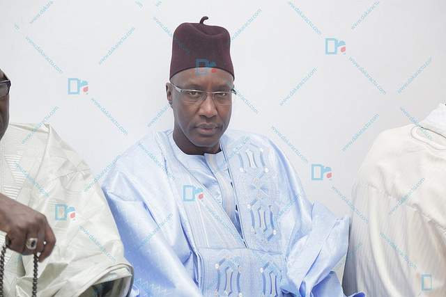 Un nouveau mouvement parrainé par Mamadou Mamour Diallo est né à Louga.
