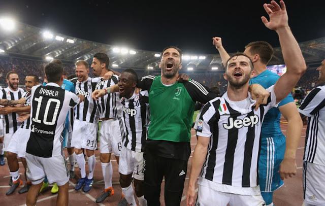 Italie : la Juve enchaîne avec un 7e titre !