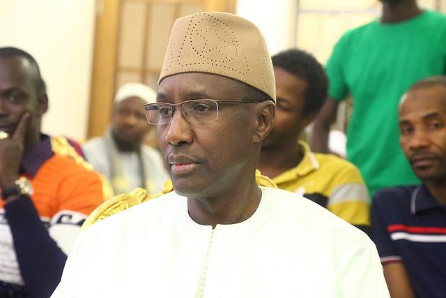 KEUR MOMAR SARR /Rentrée politique à l'Apr de Cheikh Sow