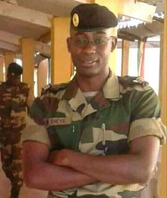 """Le capitaine Mamadou Dièye fait l'objet de """"sanctions disciplinaires"""" et """"risque la radiation"""" (DIRPA)"""