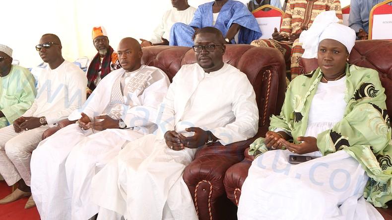 Les images de la conférence religieuse annuelle de Ndiaffate organisée par le maire Aïssatou Ndiaye
