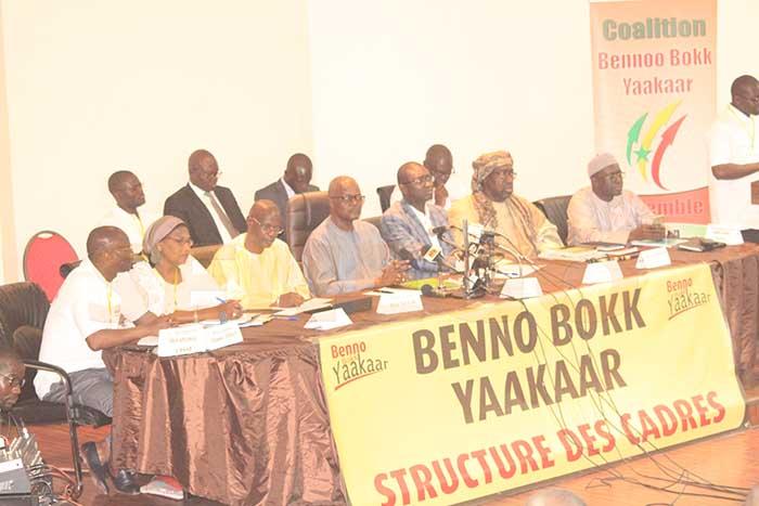 ÉVÉNEMENTS DE L'UGB : Le SEP de BBY salue les mesures prises par le Président Macky Sall
