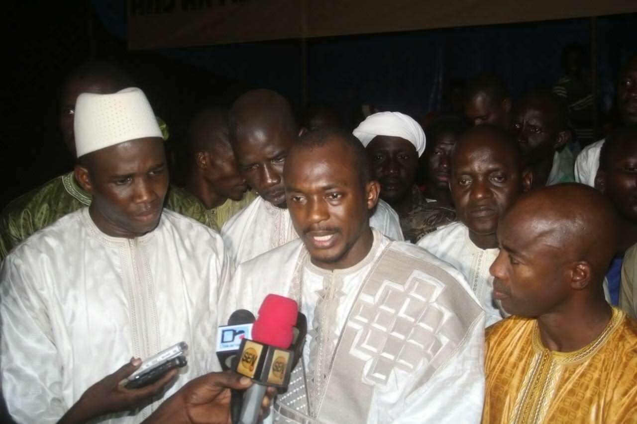 PROPOS TENUS - Abdou Ndiaye (Apr Keur Maba) invité à une marche nationale contre Idrissa Seck