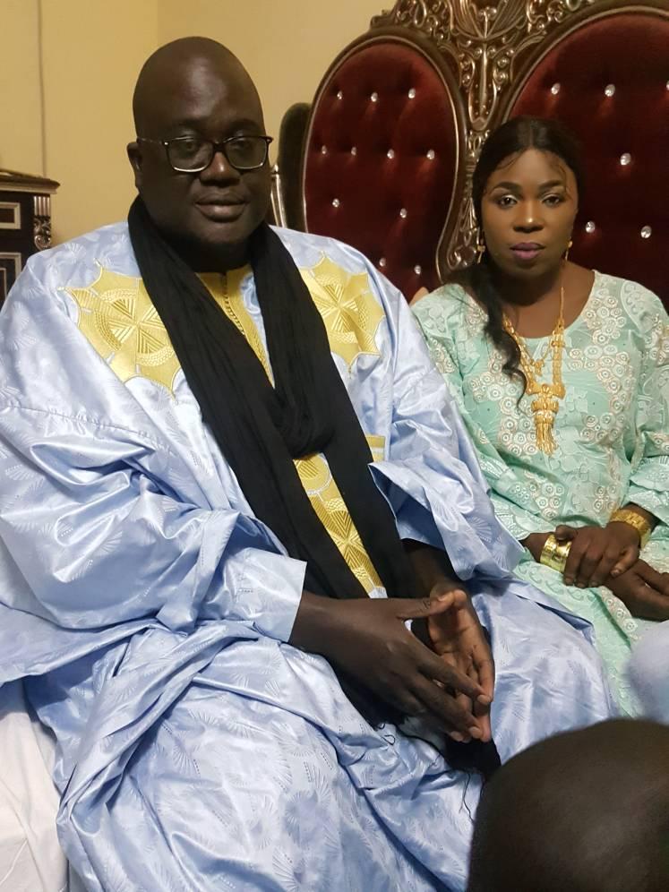 (IMAGES) MAGAL DE SERIGNE SOUHAÏBOU- Les images chez Sokhna Mame Say Mbacké Binetou Serigne Cheikh Say