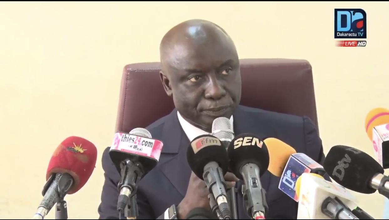 EN DIRECT DE THIÈS : Idrissa Seck présente ses excuses à la communauté musulmane