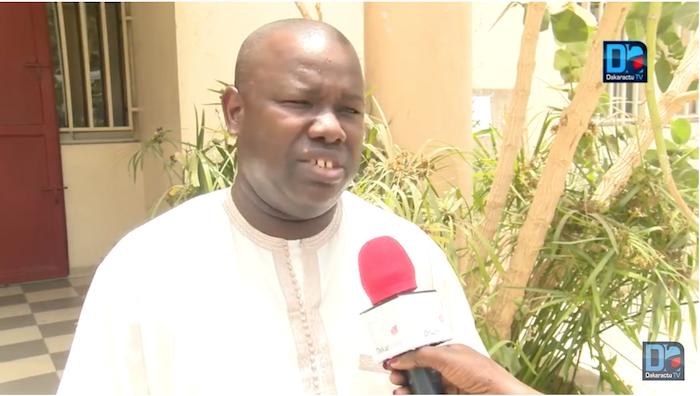"""Me Baba Diop, avocat de Mouhamed Lamine Mballo : """" Pourquoi mon client est allé en Guinée..."""""""