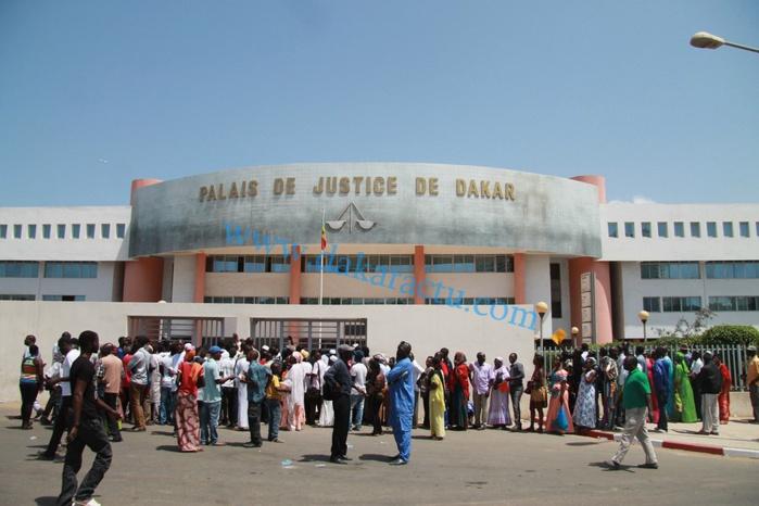 """Me Amadou Diallo, avocat de Decoll Ndiaye et de Oumar Keita : """"C'est la première fois que j'assiste à un procès sans victime"""""""