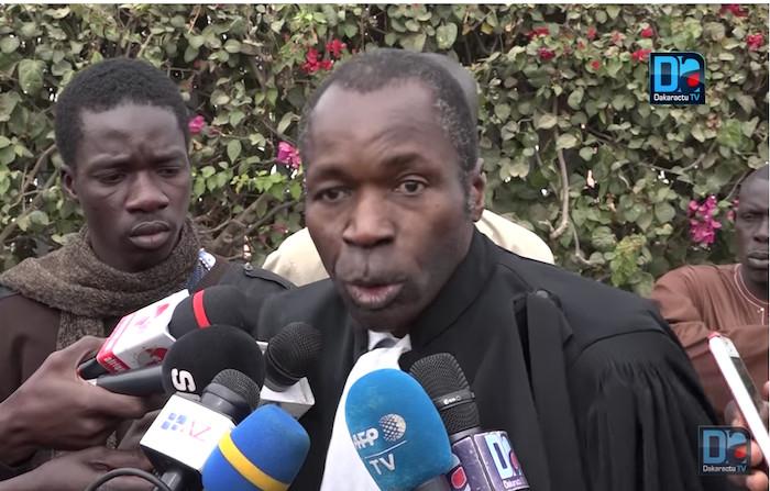 """Me Ousseynou Fall dénonce un procès contre des """"musulmans convaincus"""""""