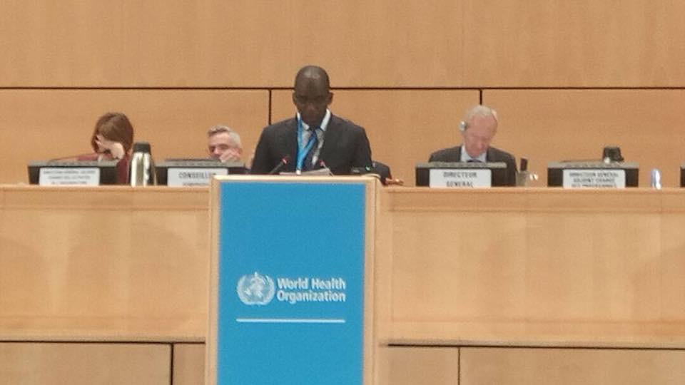 Lutte antipoliomyélitique : le Sénégal, voix de l'Afrique, contre la baisse des ressources financières