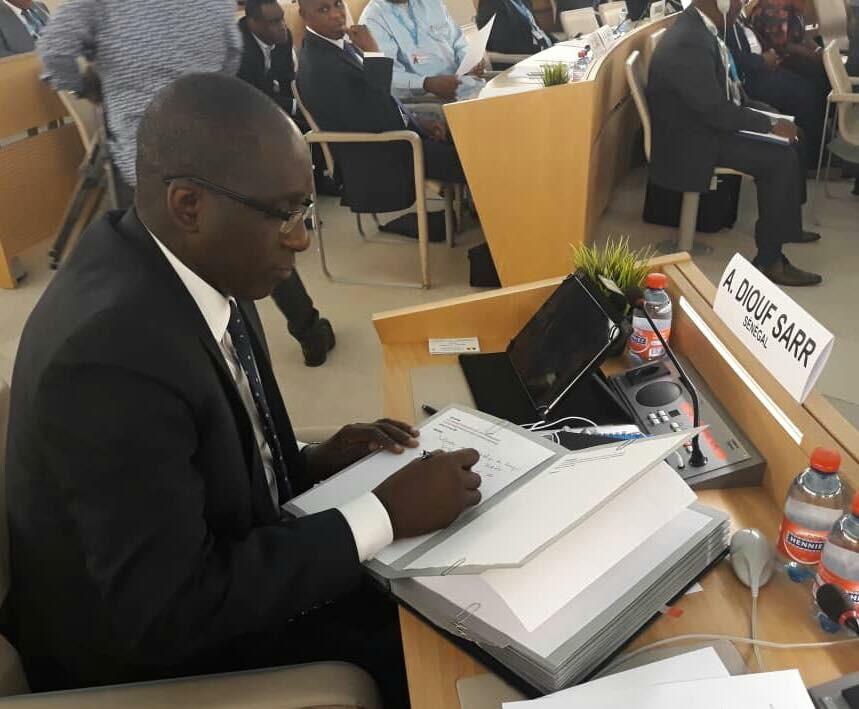 Lutte antipoliomyélite : Abdoulaye Diouf Sarr explique le plan de transition