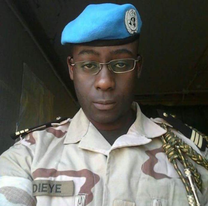 ARMÉE : Le capitaine Mamadou Dièye radié des cadres
