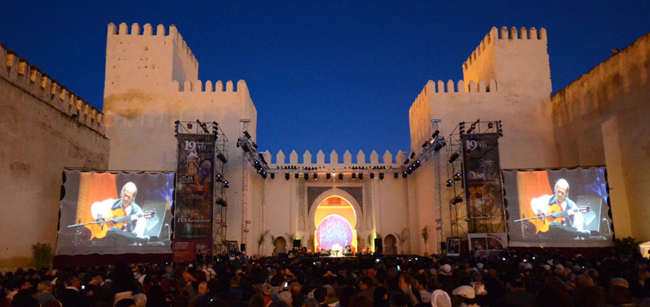 Musiques sacrées de Fès : 15 ans après la prestation de Idrissa Seck , les khadres soufis du Sénégal invités