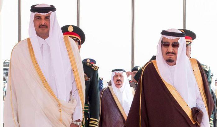 Mondial-2018 : nouveau terrain de confrontation entre l'Arabie Saoudite et le Qatar autour des droits de retransmission