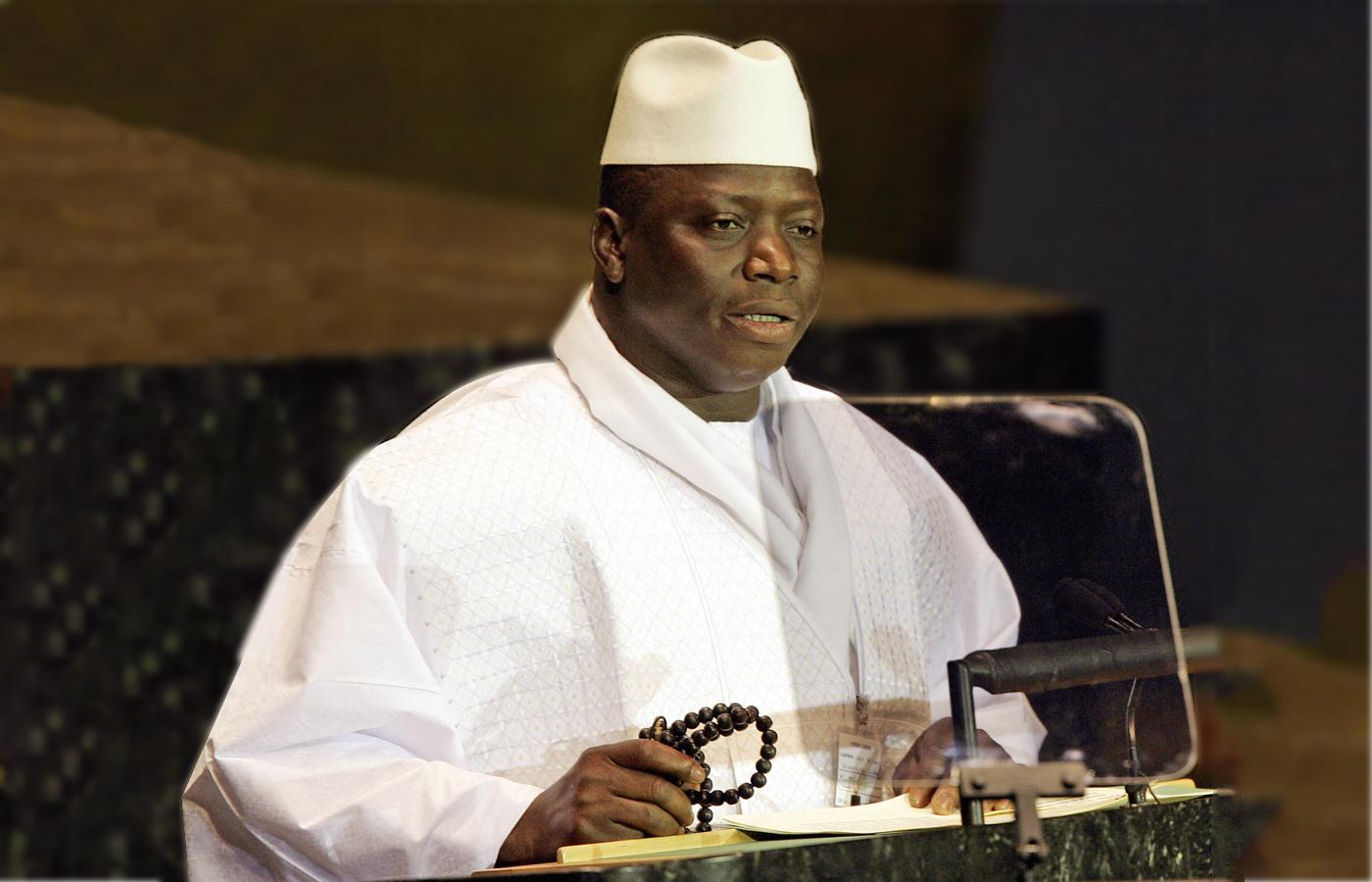Gambie : Le Ghana examine l'extradition de Yahya Jammeh