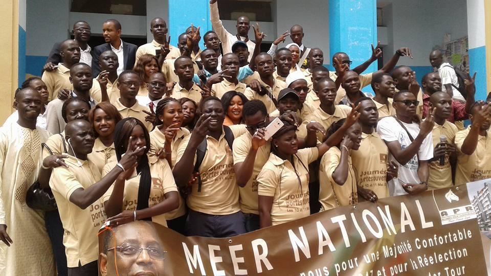 Alliance pour la République : Macky Sall reçoit le MEER, aujourd'hui